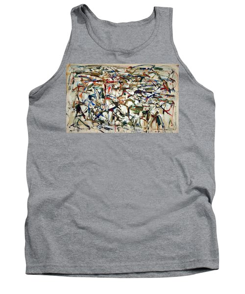 Mitchell's Piano Mecanique Tank Top
