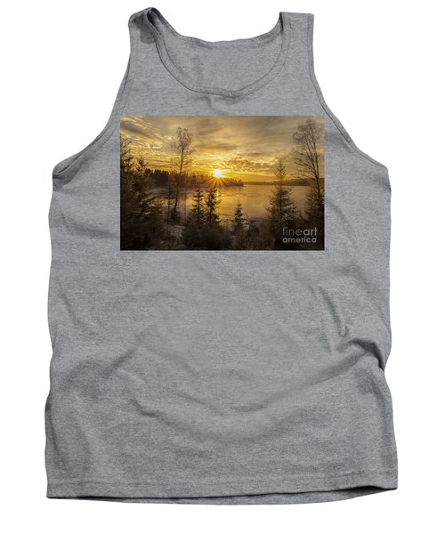 Tank Top featuring the photograph Norway by Rose-Maries Pictures