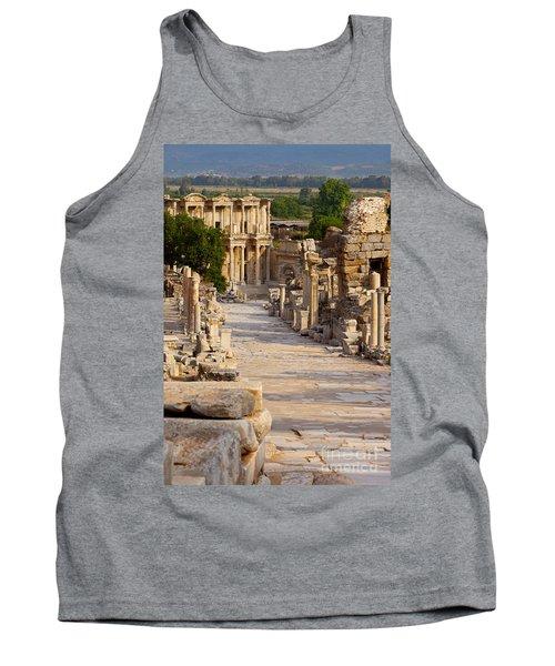Ruins Of Ephesus Tank Top