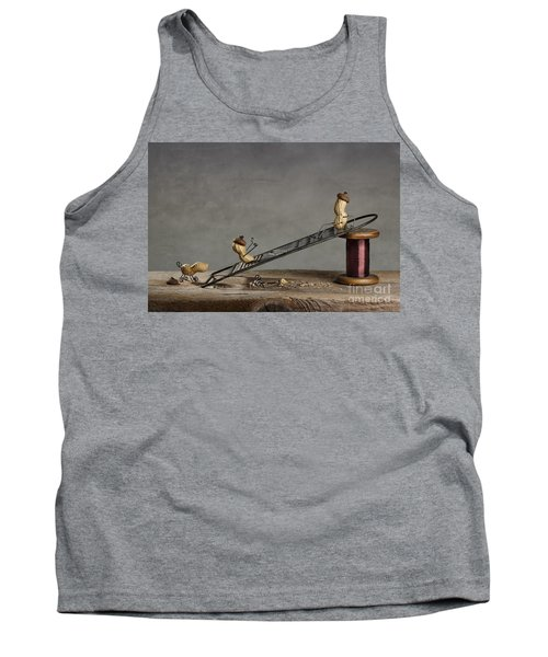 Simple Things - Sliding Down Tank Top