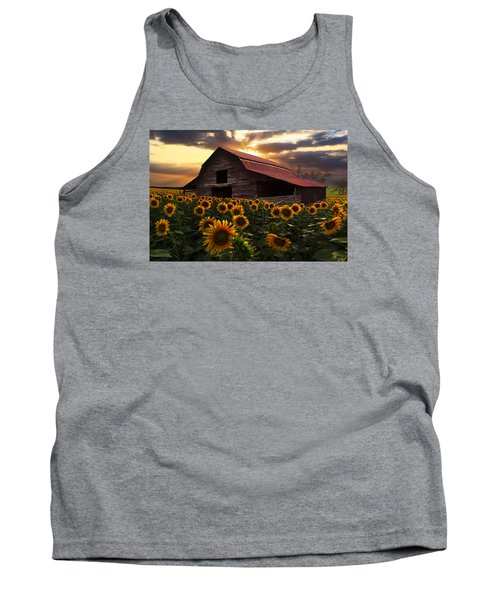 Sunflower Farm Tank Top