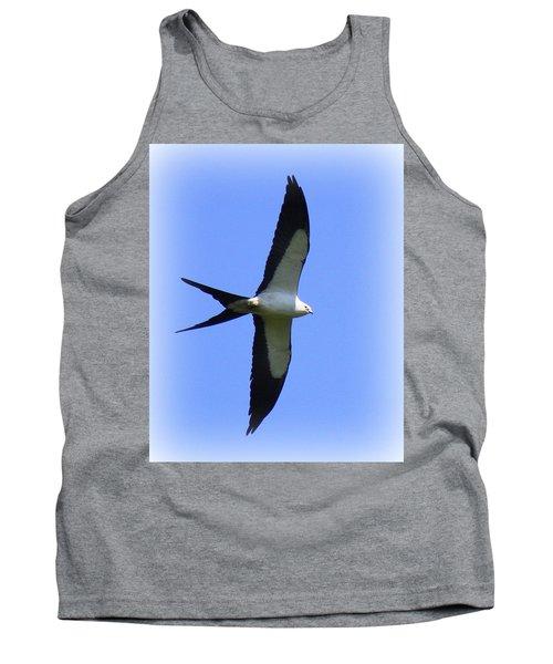 Swallow-tailed Kite Tank Top