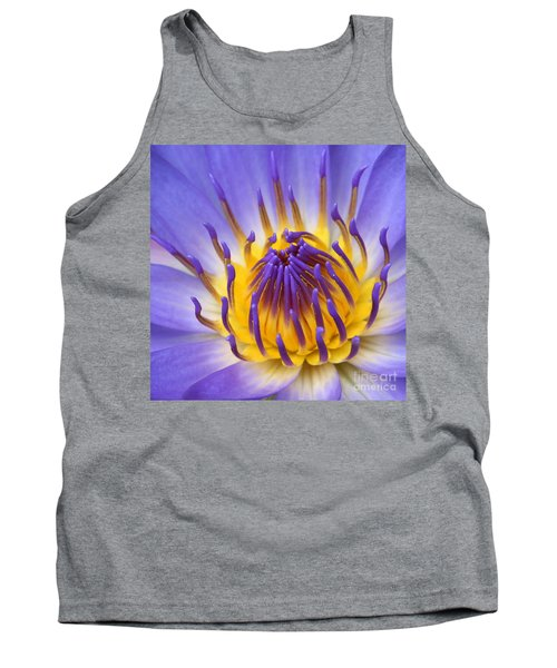 Tank Top featuring the photograph The Lotus Flower by Sharon Mau