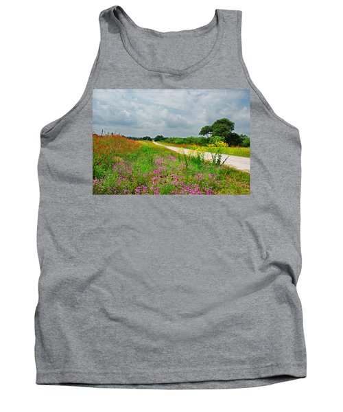 Wildflower Wonderland Tank Top