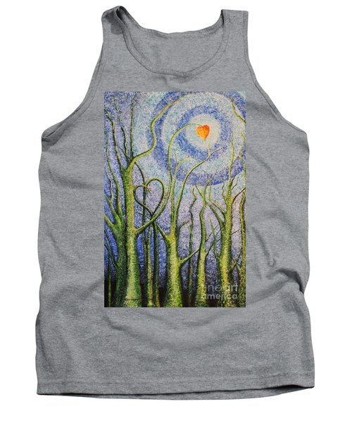 You Always Know Tank Top by Holly Carmichael