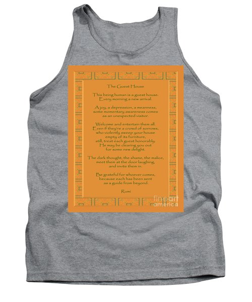 29- The Guest House Tank Top by Joseph Keane