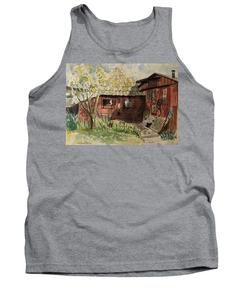 A Shanty Called Home Tank Top