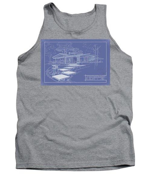 301 Cypress Drive - Reverse Tank Top