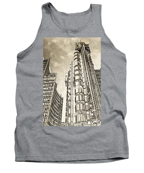 Willis Group And Lloyd's Of London Art Tank Top