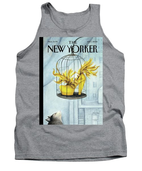 New Yorker September 1st, 2008 Tank Top