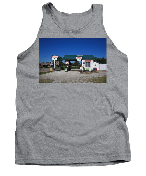 Route 66 Sinclair Station Tank Top