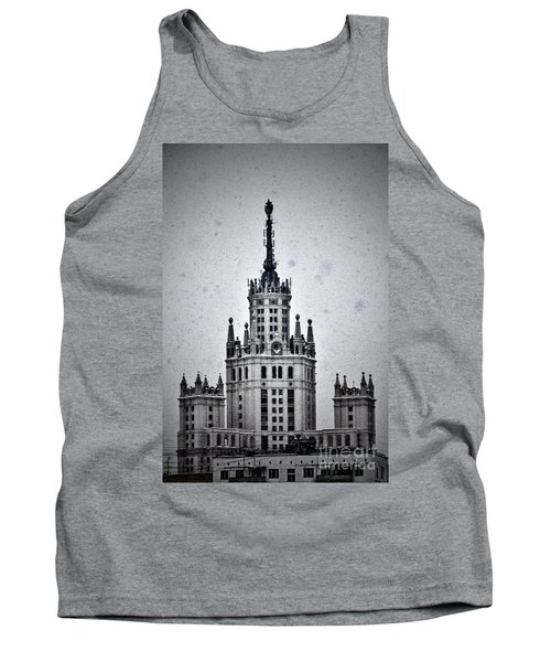 7 Towers Of Moscow Tank Top