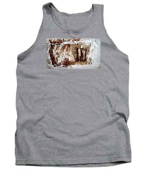 Tank Top featuring the photograph Anton Chekhov's Seagull by Danica Radman