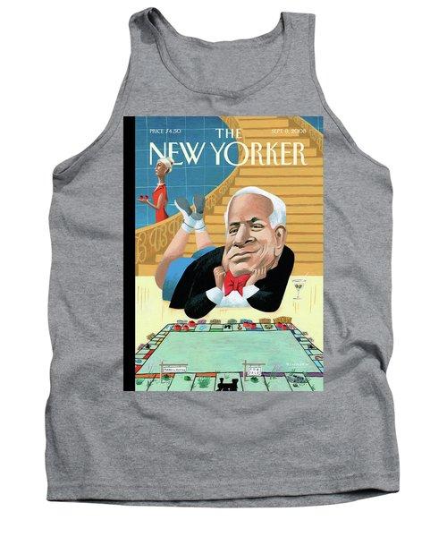 New Yorker September 8th, 2008 Tank Top