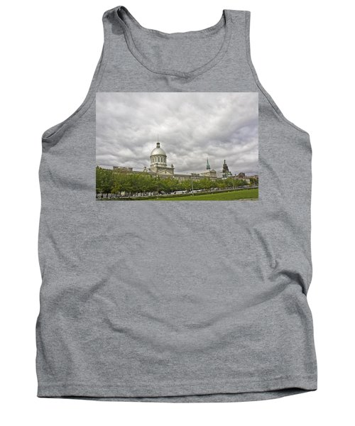 A Bonsecours Day  Tank Top