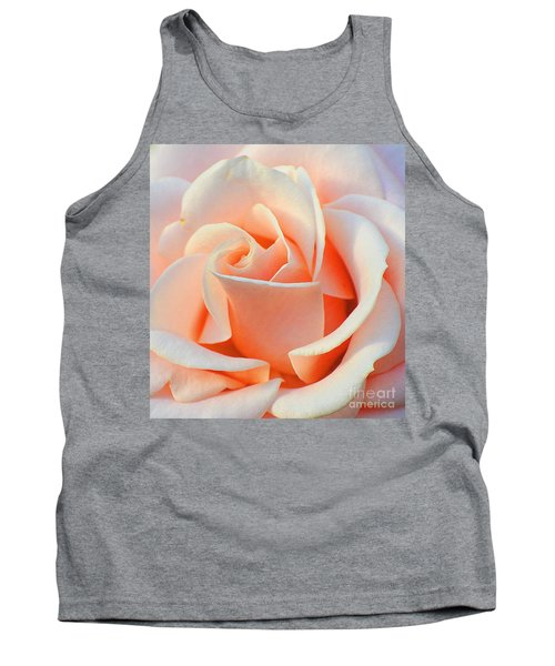 A Delicate Rose Tank Top