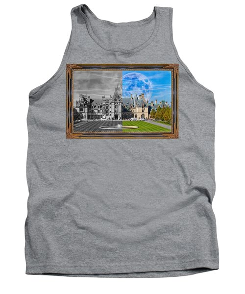 A Feeling Of Past And Present Tank Top