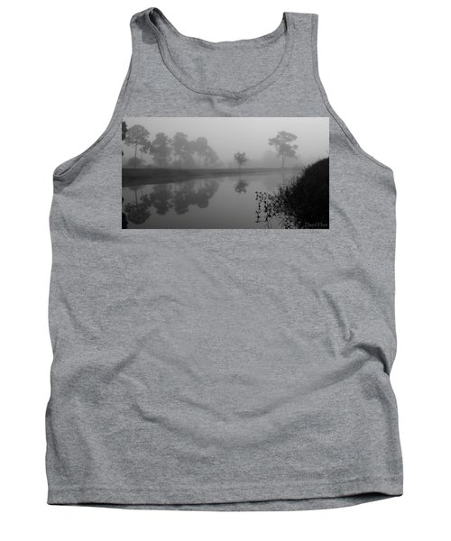 A Foggy Morning Tank Top