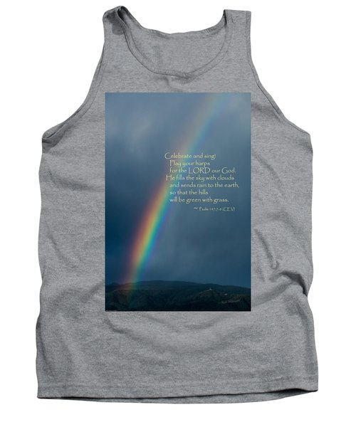 A Gift From God Tank Top by Mick Anderson