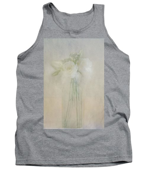 A Glimpse Of Roses Tank Top