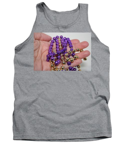A Handful Of Beads Tank Top