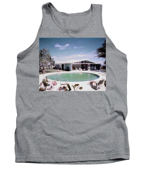 A House In Miami Tank Top