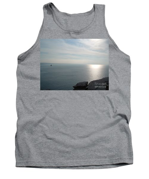 A King's View Tank Top by Richard Brookes