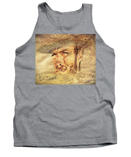 A Man With No Name Tank Top