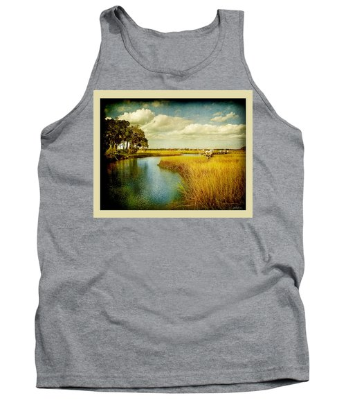 A Melancholy Afternoon Tank Top