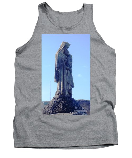 Tank Top featuring the photograph A Mother's Love by Alys Caviness-Gober