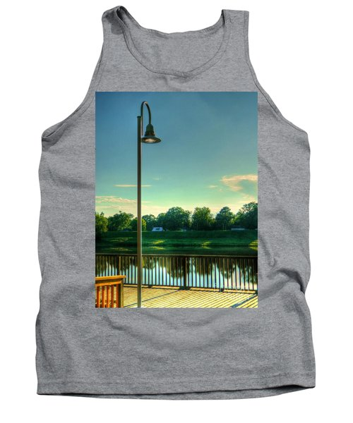 A Recall Of Yesterday Tank Top