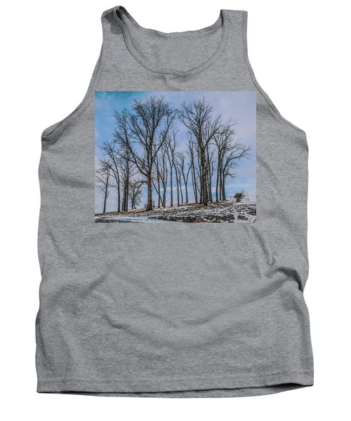 A Resting Place Tank Top by Ray Congrove