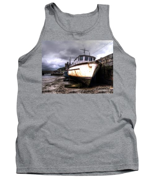 Tank Top featuring the photograph A Rough Ride by Doc Braham