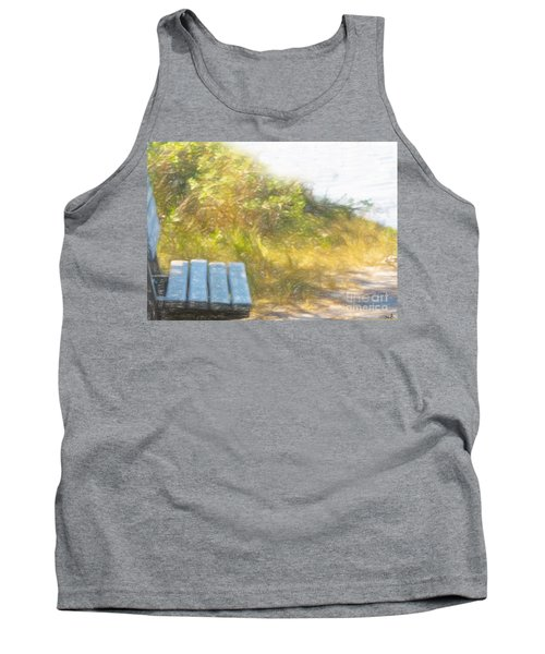 A Seat By The Ocean Tank Top