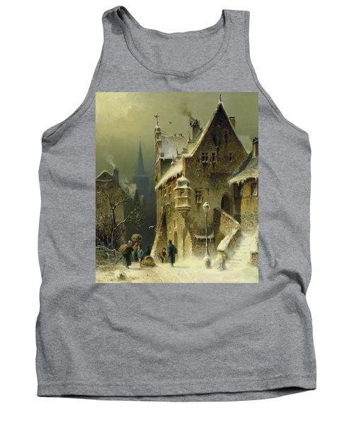 A Small Town In The Rhine Tank Top