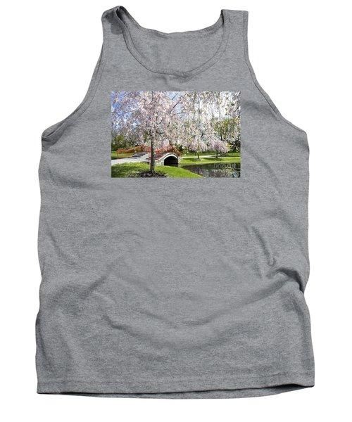 A Spring Walk Tank Top