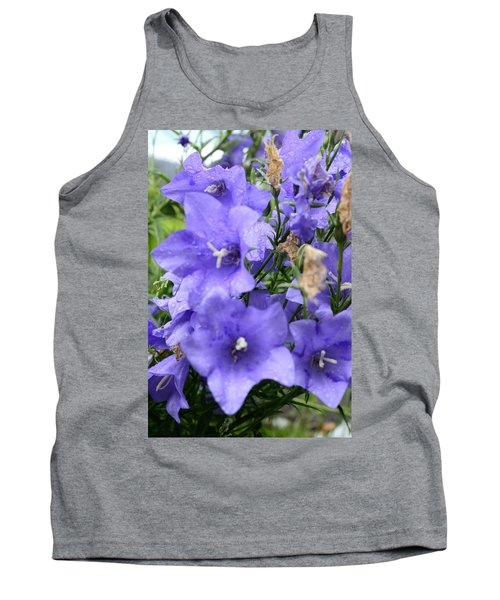 A Touch Of Lavender Tank Top