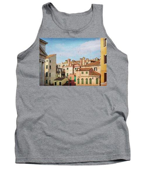A Venetian View Tank Top