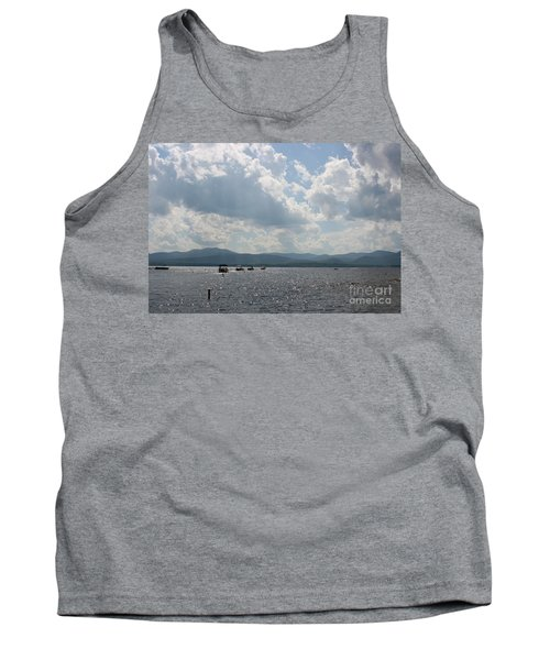 A Weekend On The Water Tank Top