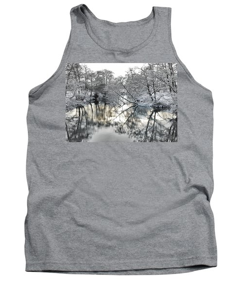 A Winter Scene Tank Top