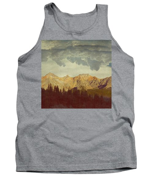 A World Of It's Own Tank Top