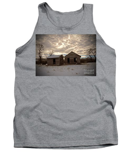 Abandoned History Tank Top by Desiree Paquette