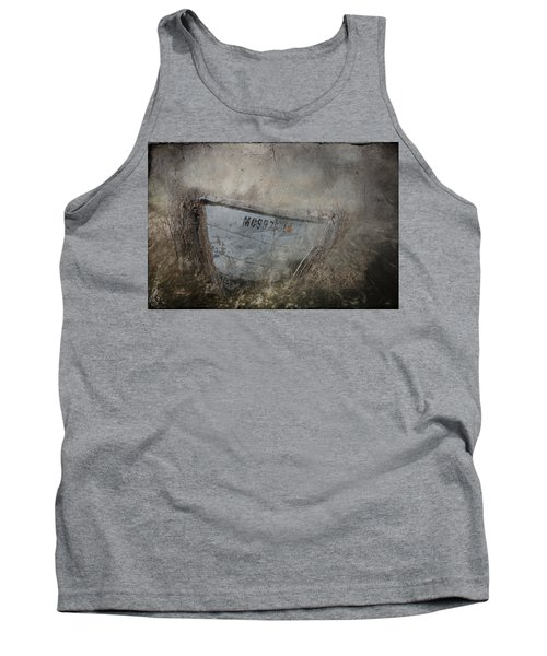 Abandoned On Sugar Island Michigan Tank Top
