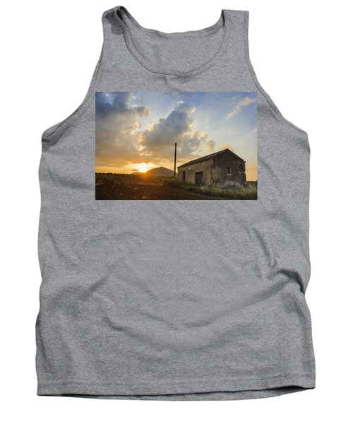 Abandoned Warehouse Tank Top
