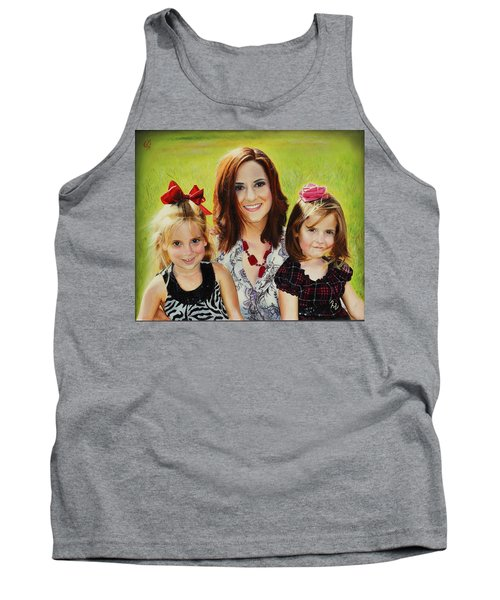 Abby And The Girls Tank Top
