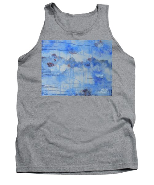 Abstract # 3 Tank Top by Susan Williams