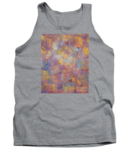 Abstract Impressions Tank Top
