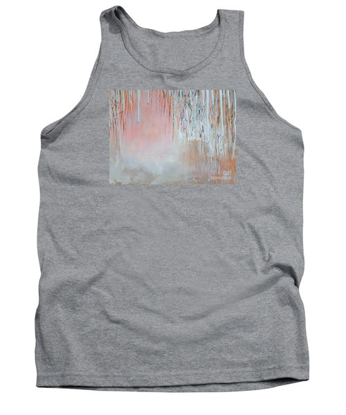 Abstract Spring Tank Top