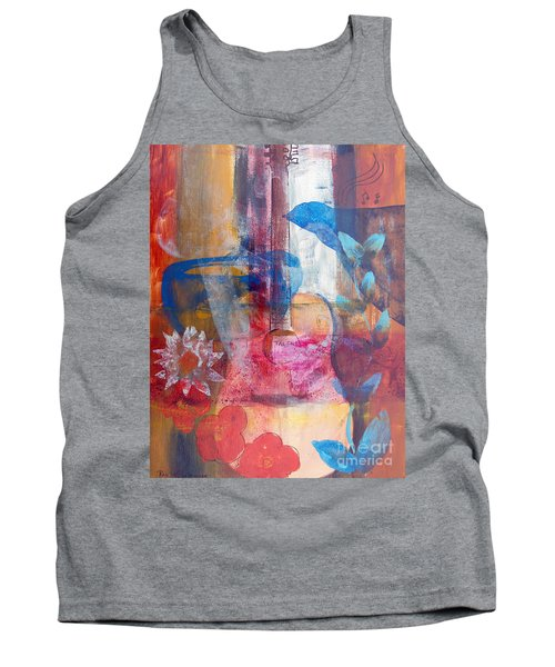 Acoustic Cafe Tank Top
