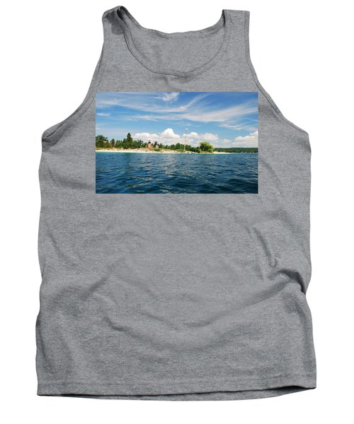 Across The Bay To The Light Tank Top